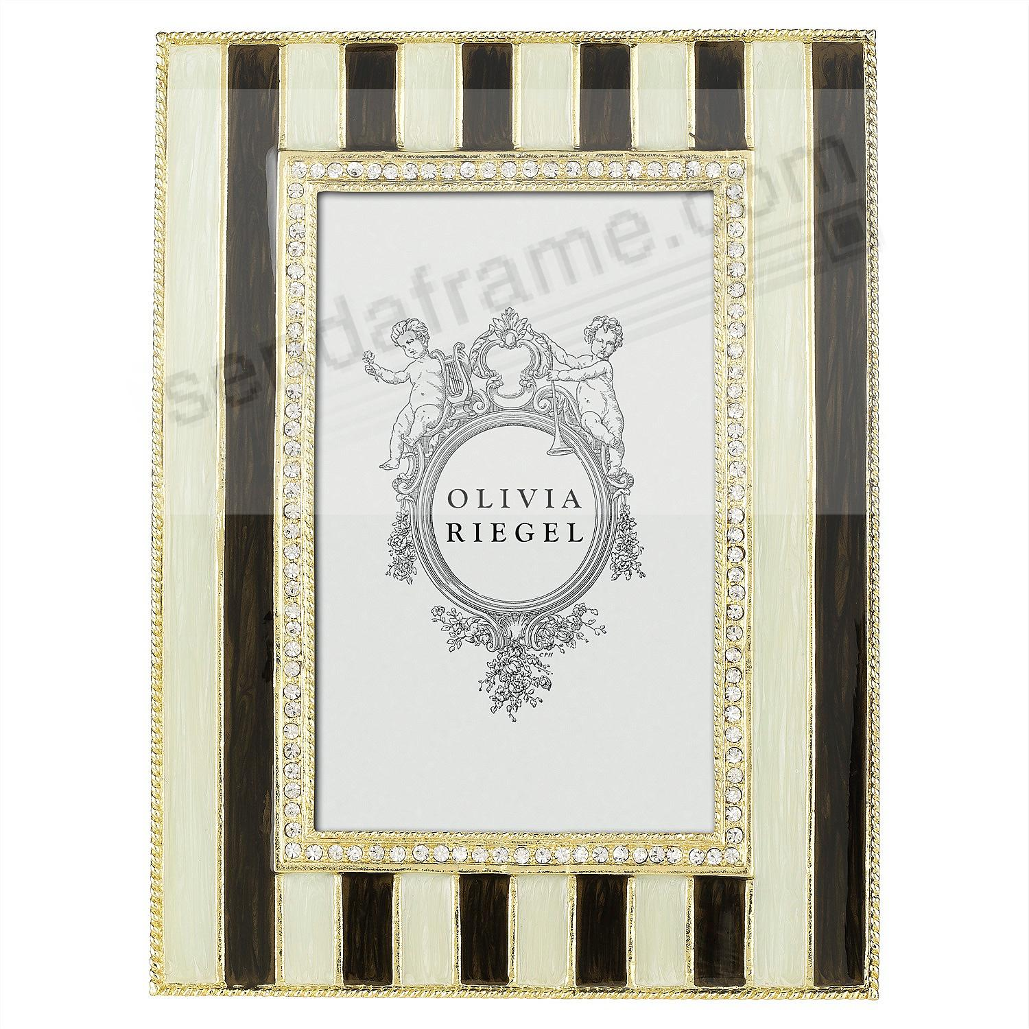 GOLD ADDISON 4x6 frame by Olivia Riegel®