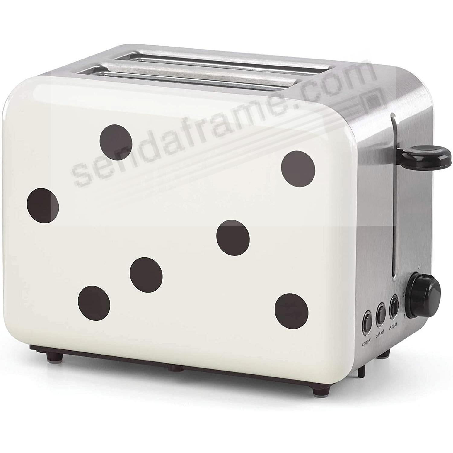 DECO DOT 2-Slice Toaster by kate spade new york®