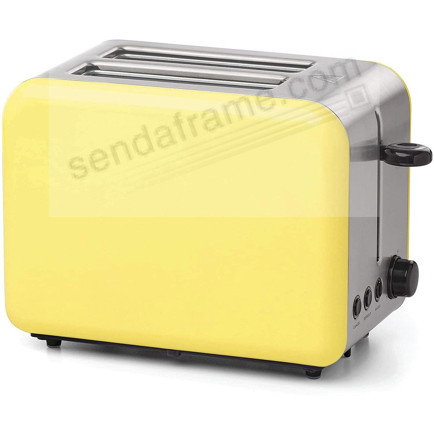BUTTER-YELLOW 2-Slice Toaster by kate spade new york®