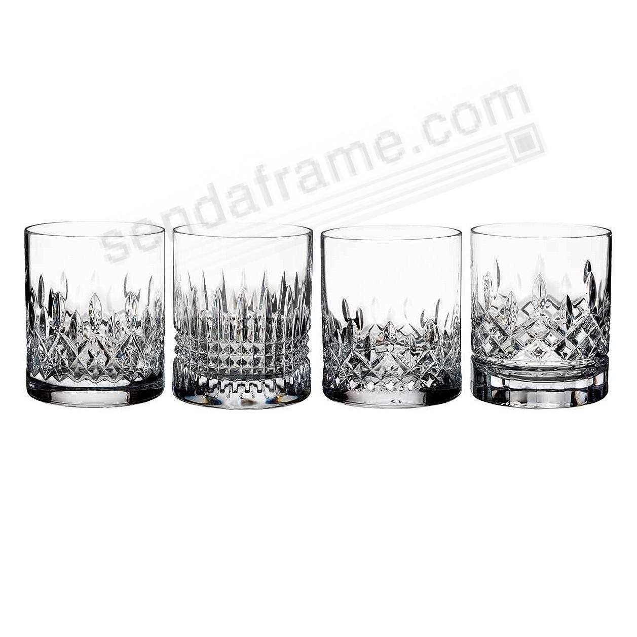 Lismore EVOLUTION 12oz Tumblers - Set of 4 by Waterford®