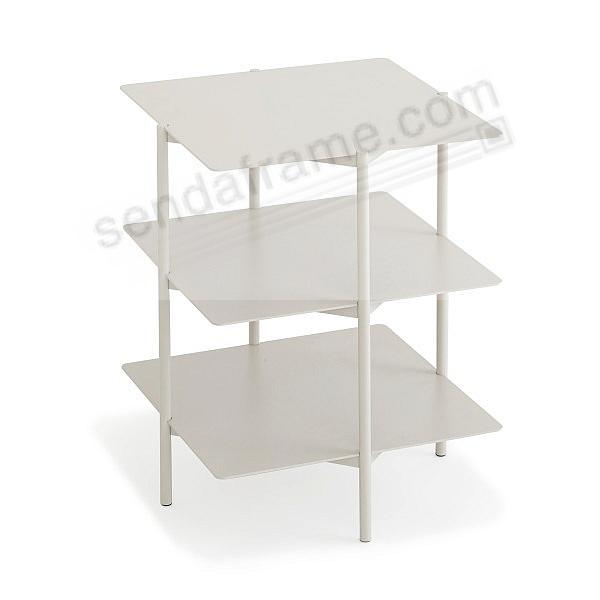 The TIER SIDE TABLE - Grey - by Umbra®