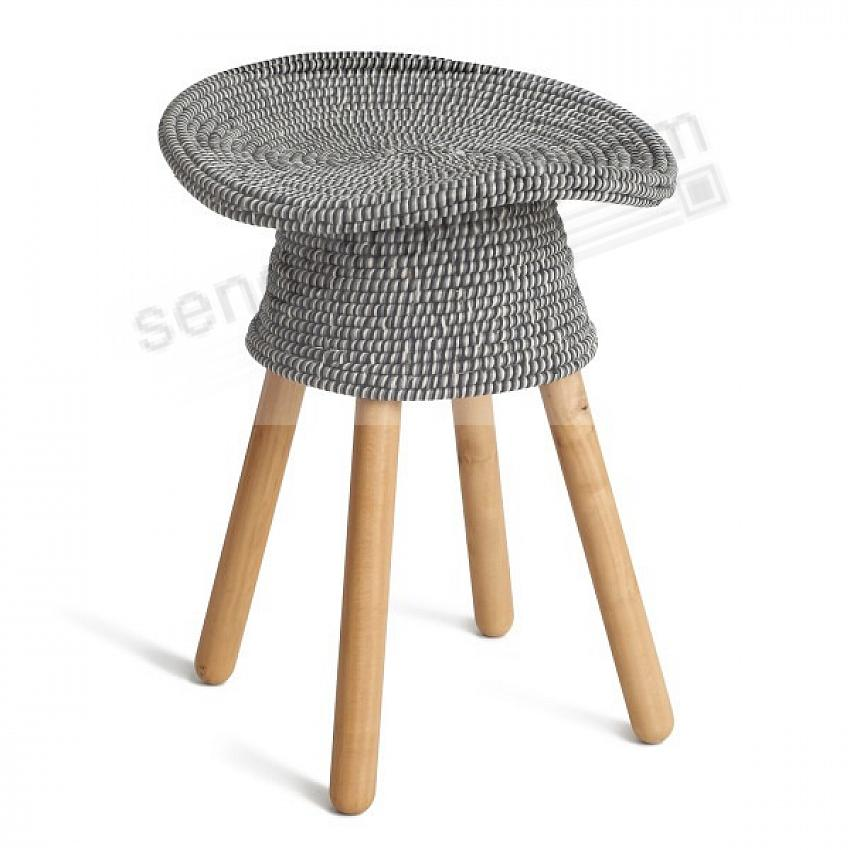 The Original COILED STOOL - GRAY - by Umbra Shift®