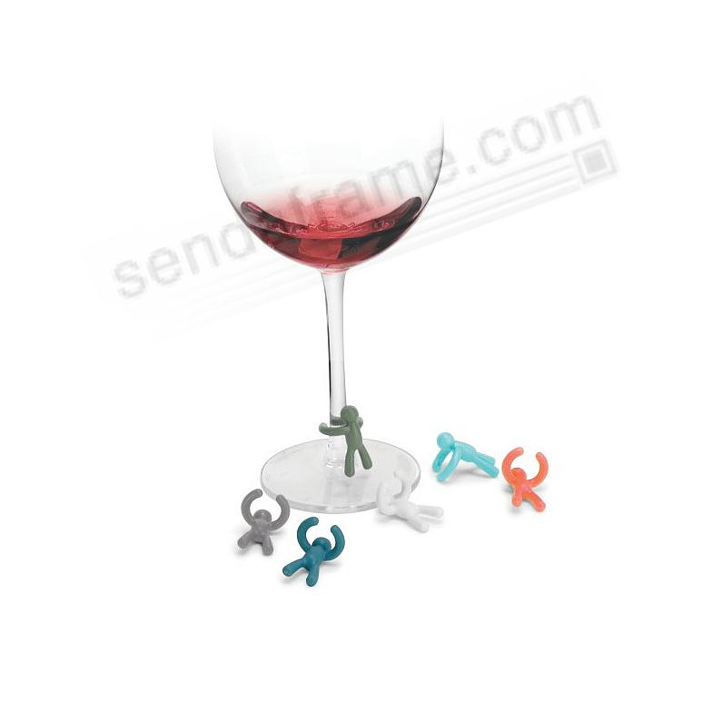 DRINKING BUDDY CHARMS 7-PC SET by Umbra®