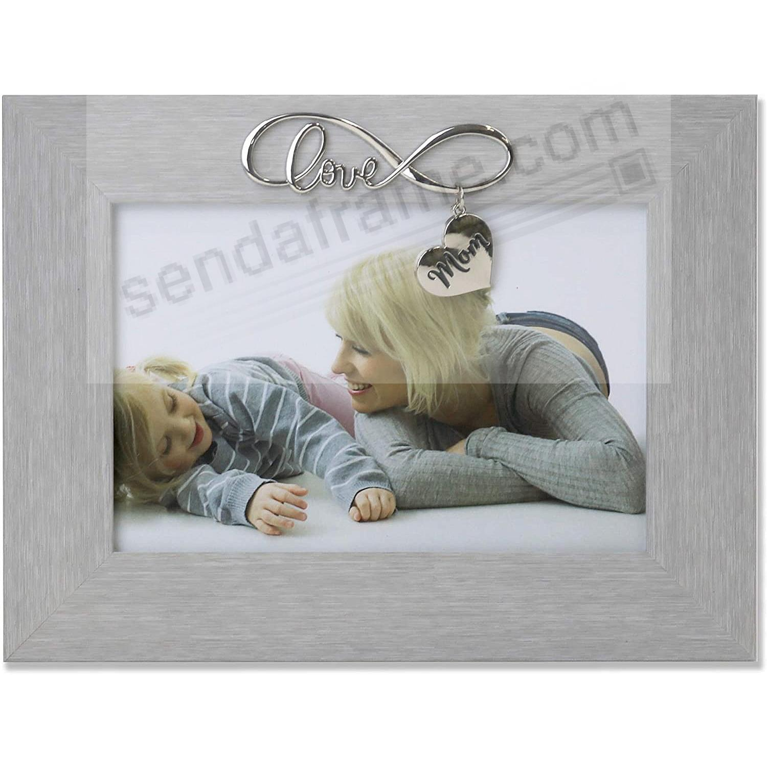 The INFINITY MOM Heart frame by Lawrence®