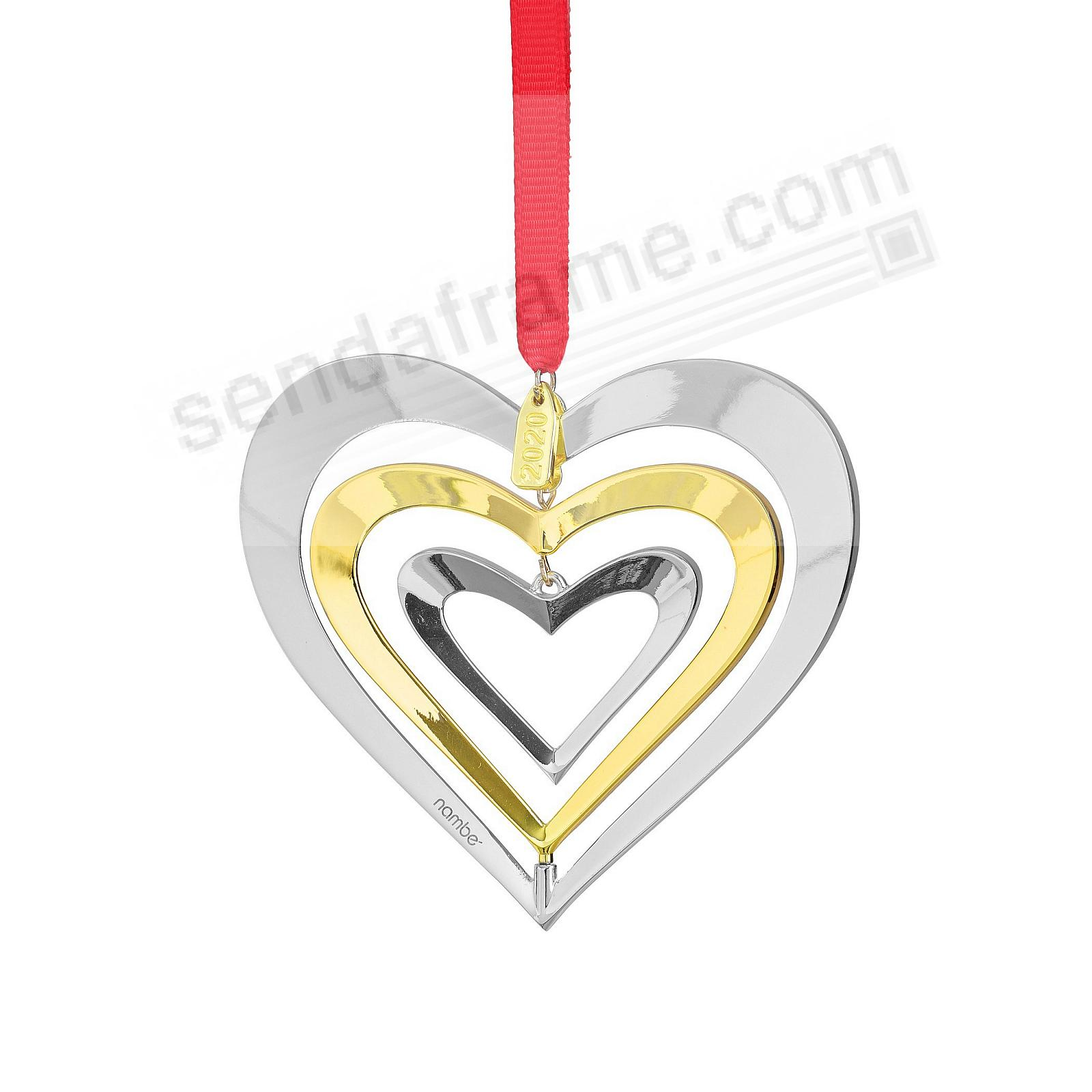 2020 Annual Keepsake Ornament by Nambe®