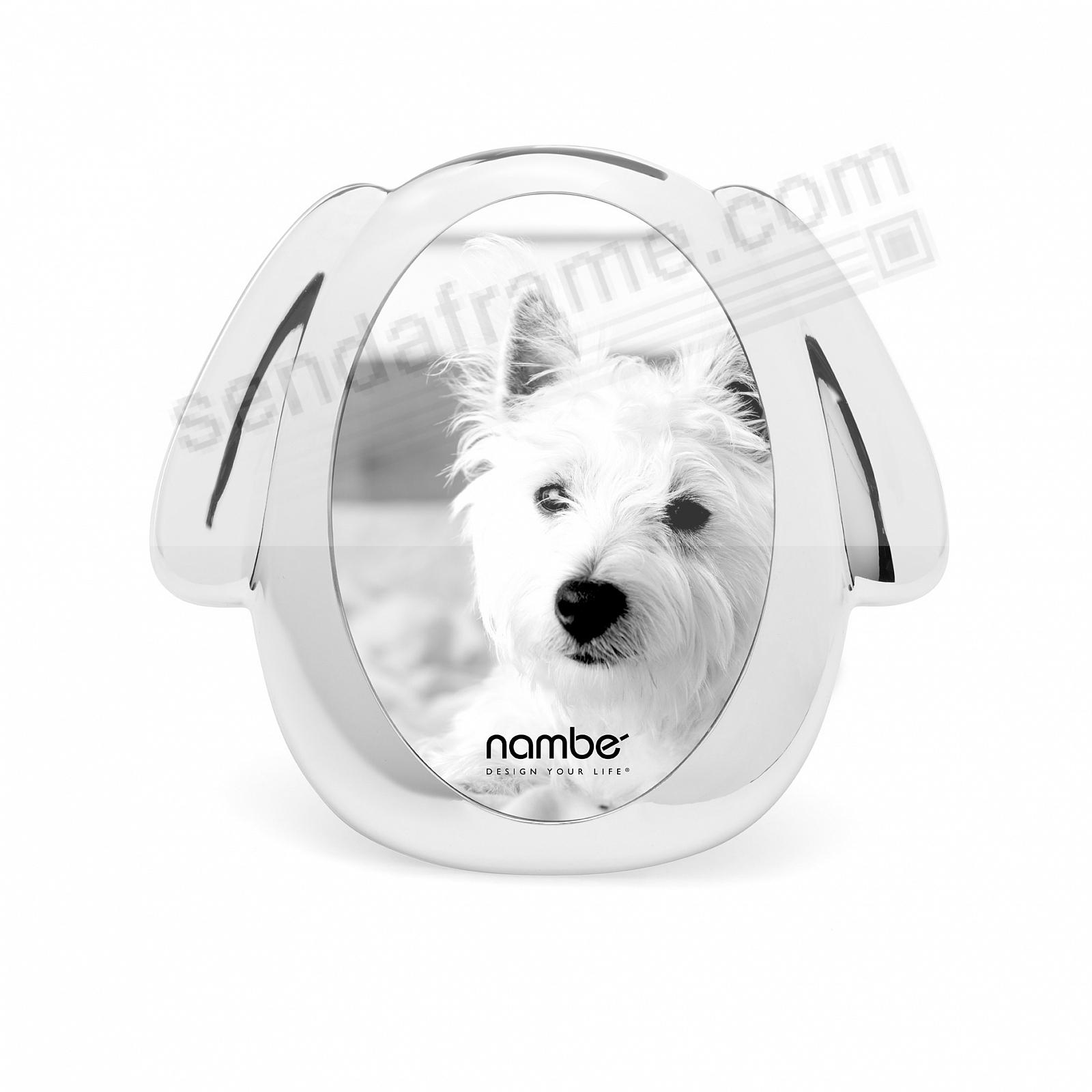 YOUR PUPPY frame by Nambé®