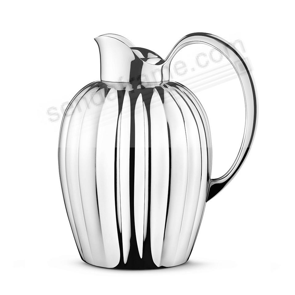 The BERNADOTTE Stainless Steel Thermo 1L Jug by Georg Jensen®