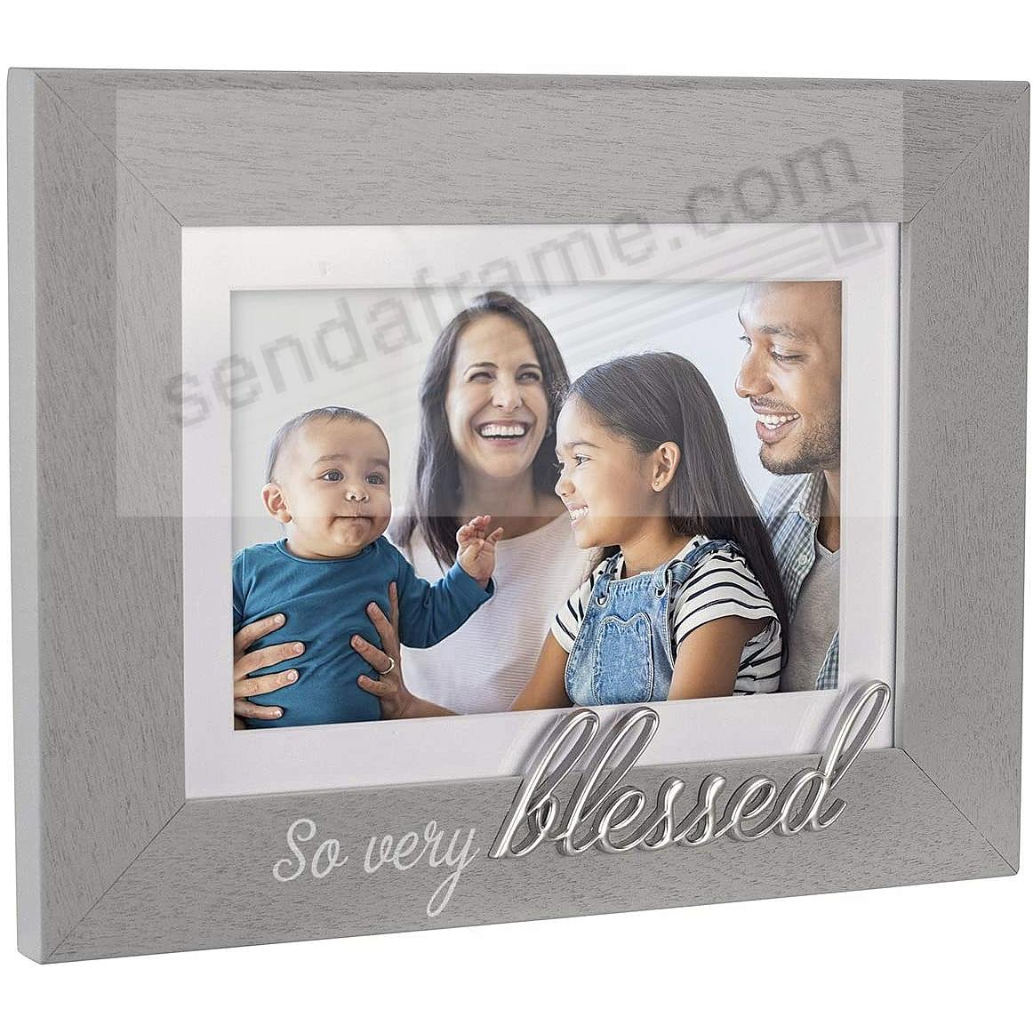 SO VERY BLESSED 5x7/4x6 frame by Malden®