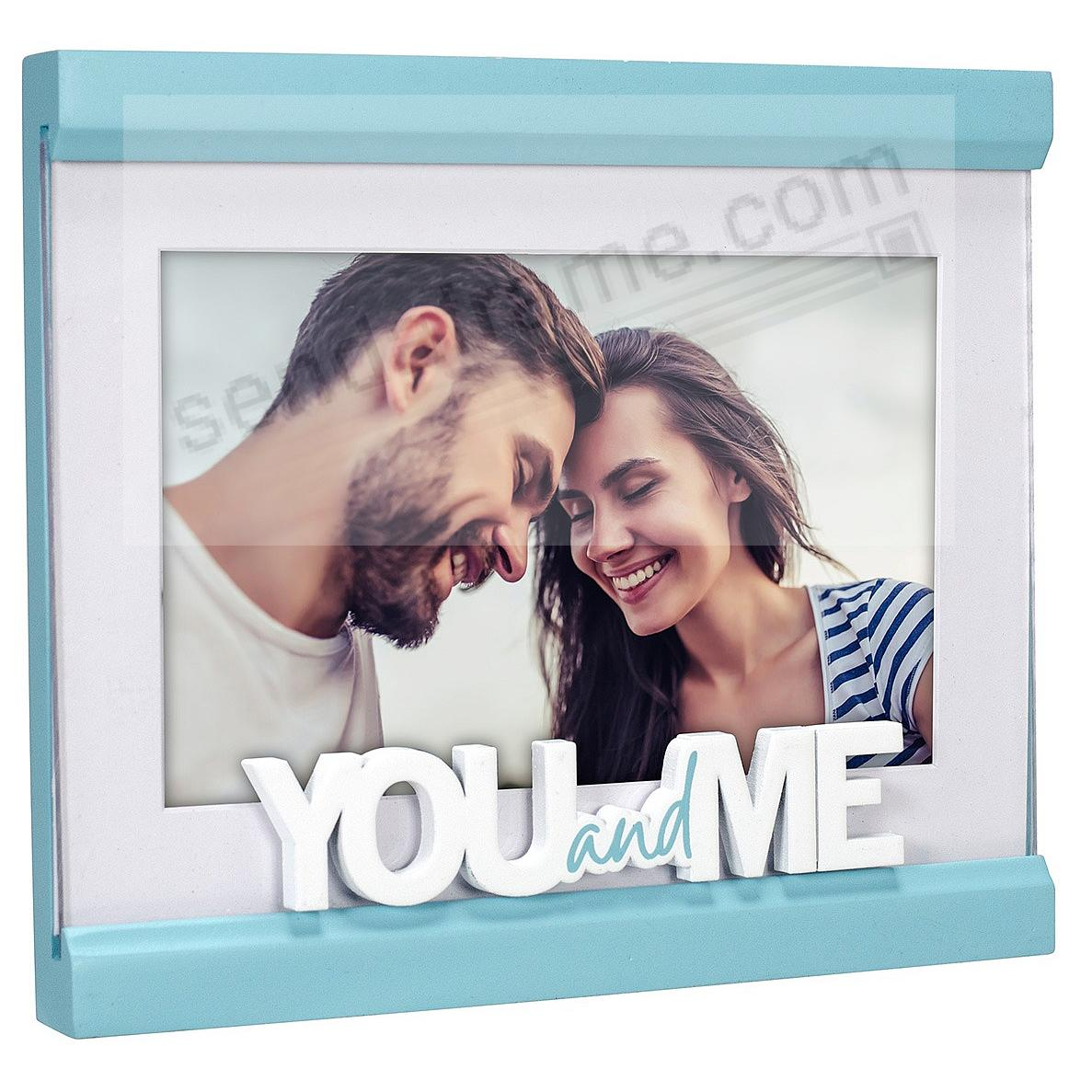 YOU and ME 7x5/6x4 SHELF EXPRESSIONS Frame Captures a special moment together
