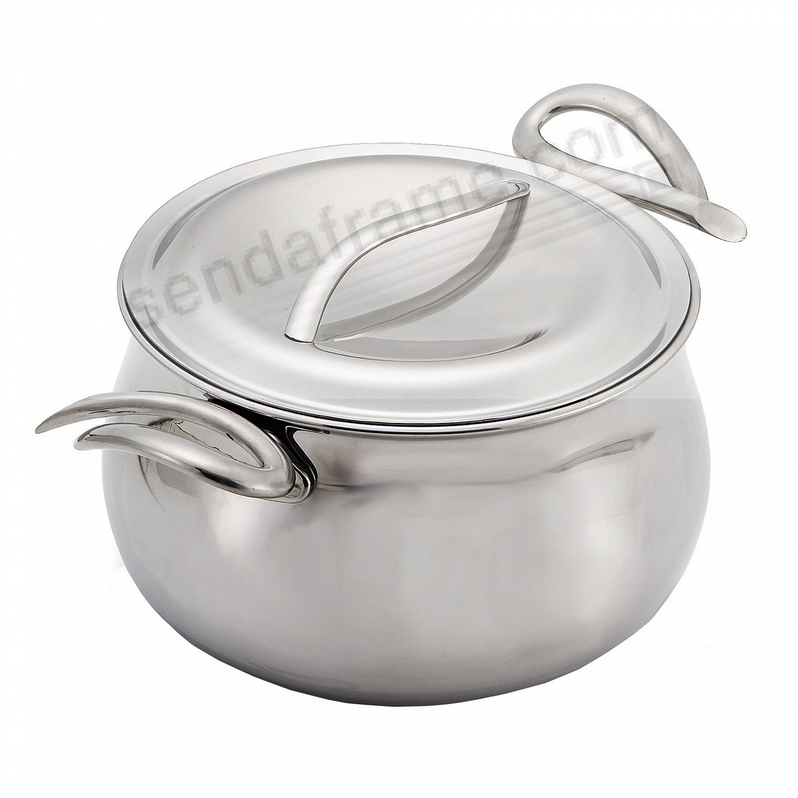 The Original CookServ 5-Qt Stock Pot w/Lid by Nambe®
