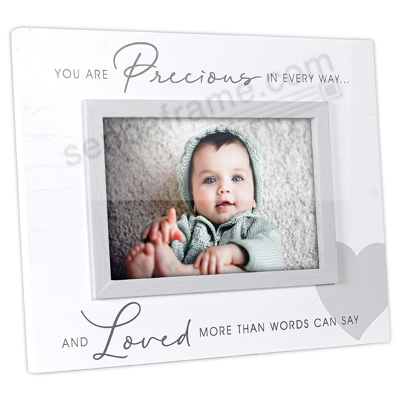 YOU ARE PRECIOUS IN EVERY WAY 4x6 frame by Malden®