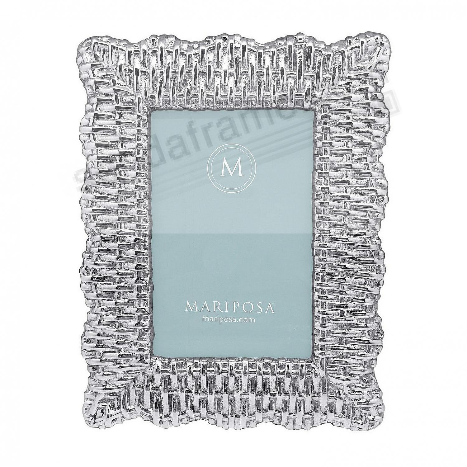 WICKER Border 4x6 Frame by Mariposa®