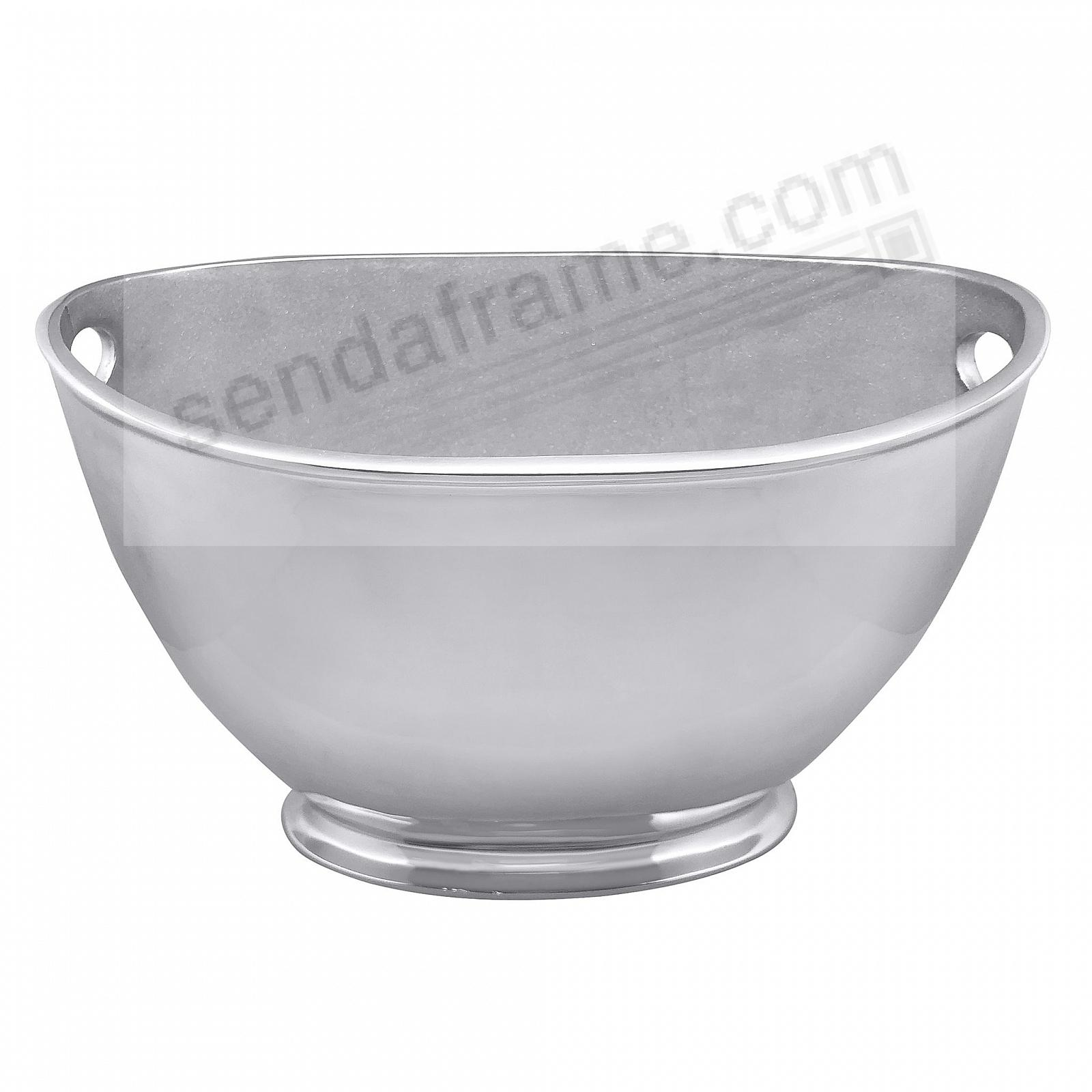 SIGNATURE OVAL ICE BUCKET by Mariposa®