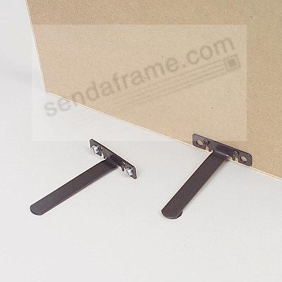 EaselMate™ is the easy way to stand your frame (pkg of 2)