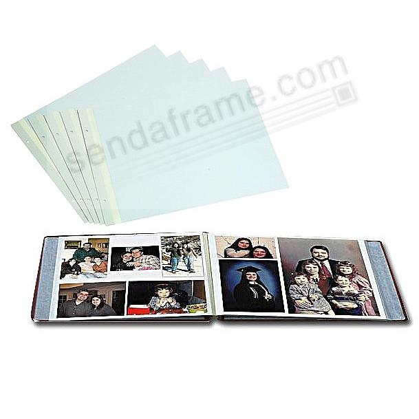 Genuine Pioneer® album XL EZ-Stick Magnetic page refills
