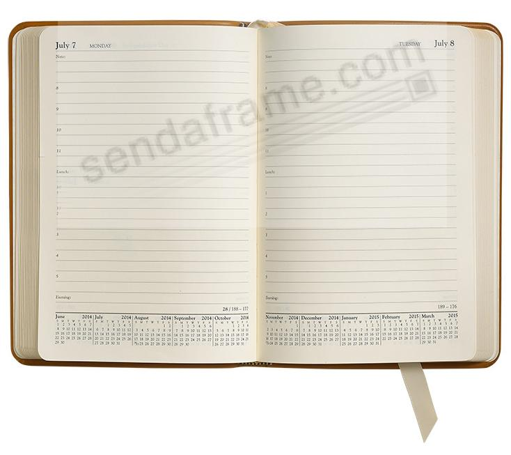 Day-at-a-Glance Pages