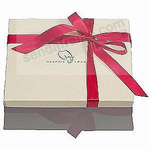 Storage Gift Box (w/holiday bow)