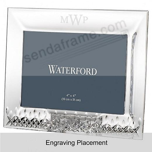 Engraving Placement